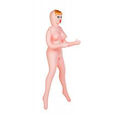 Кукла надувная Olivia Toyfa Dools-X Passion с кибер-вставкой вагина-анус, фото 3