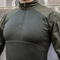 Рубашка UBACS тактическая ANTITERROR II OLIVE, фото 3