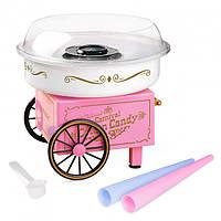 Аппарат для пригот. сахарной ваты большой Candy Maker (w-83) детский на праздник