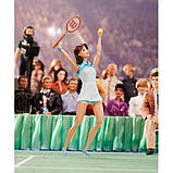Barbie Барби Вдохновляющие женщины Билли Джин Кинг GHT85 Inspiring Women Billie Jean King Collectible, фото 4