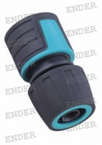 """Коннектор Ender 1/2"""" серия """"Soft"""" с резиновым покрытием, фото 2"""