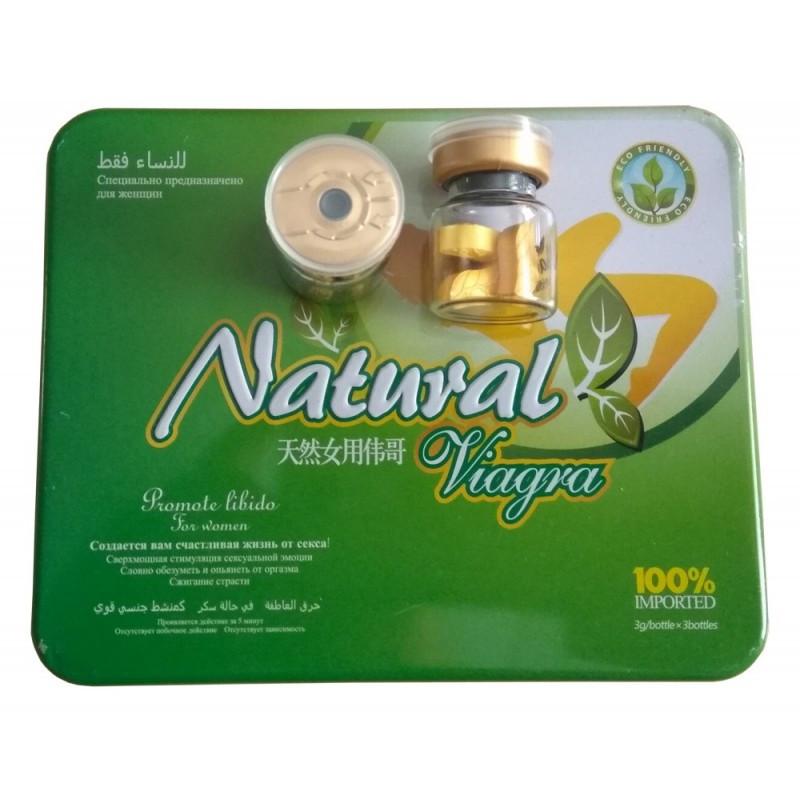 Женская виагра Natural Viagra