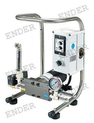 Насос высокого давления  с таймером Ender  70 бар 1 л/мин для систем туманообразования, фото 2