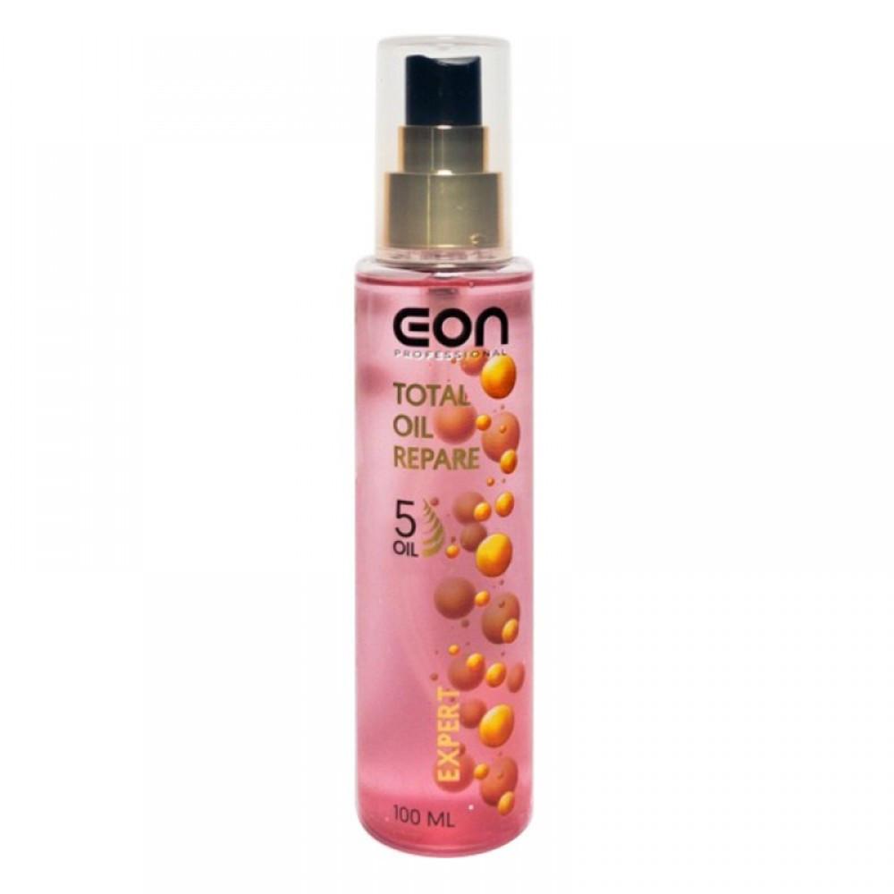 Масло Для Кончиков Волос EON Professional Total Oil Repare, 100 Мл
