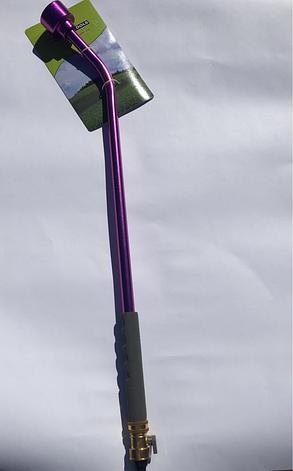 Насадка для полива Ender штанга 75 см с краном, фото 2