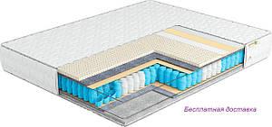Ортопедический матрас Элит Soft/ Элит Софт пружинный ( независимая пружина - покет)