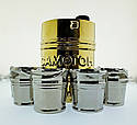Набор керамический Бочка самогона 1 литр, фото 2