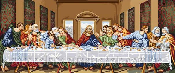 Набір для вишивки хрестом Luca-S B407 Таємна вечеря