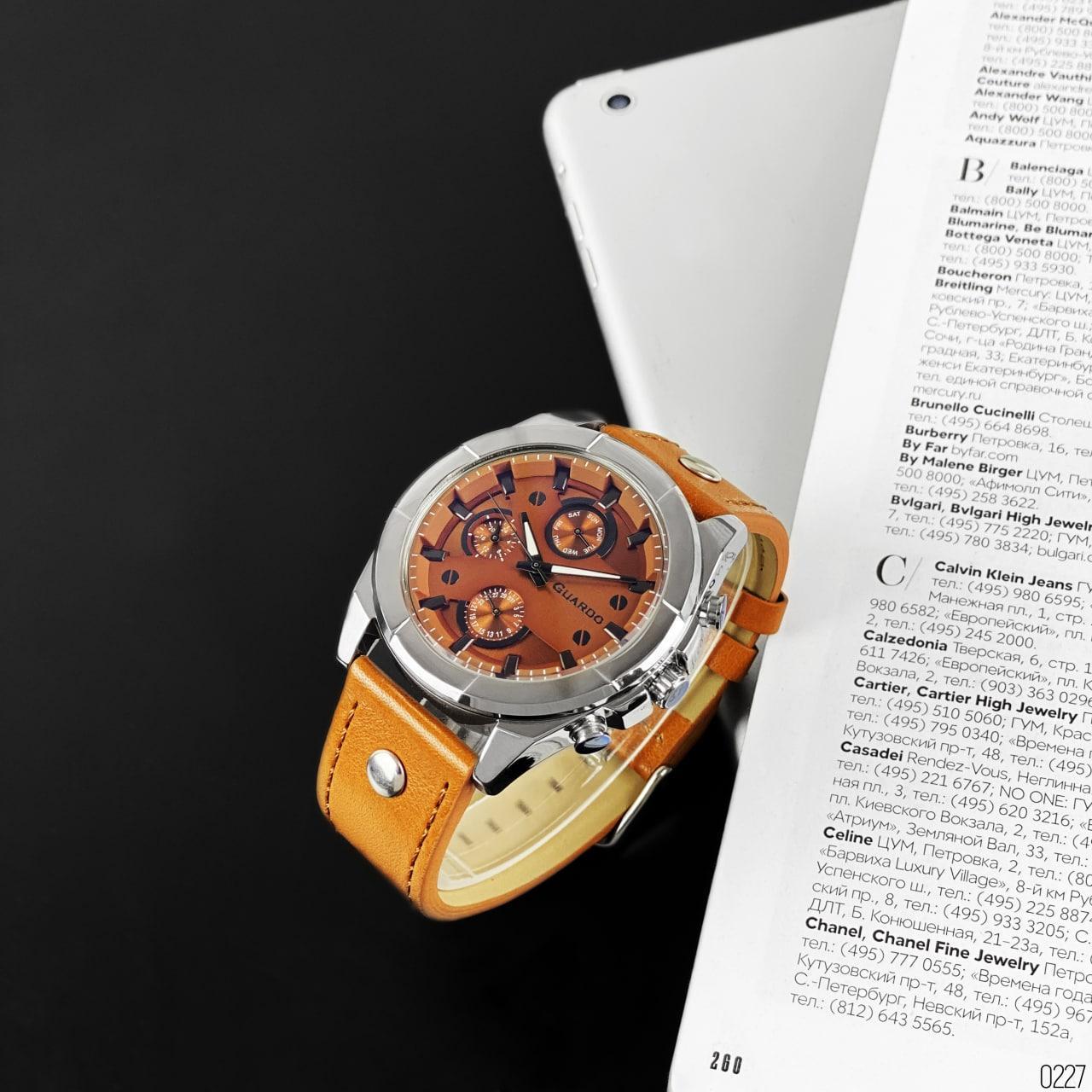 Кварцевые  часы Guardo 10281