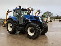 Трактор NEW HOLLAND T8.350 2016 года, фото 1