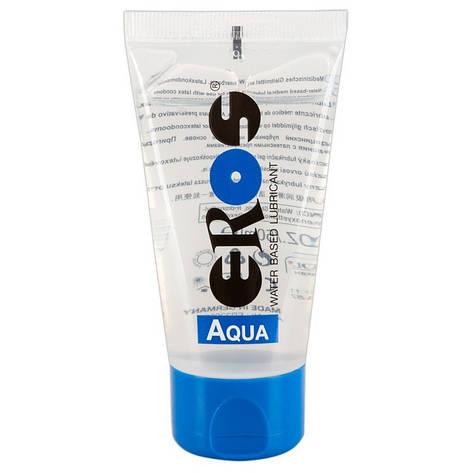 Лубрикант Eros Aqua, фото 2