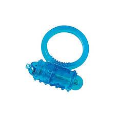 Кольцо с вибрацией Silicone Soft Cock Ring, фото 3
