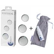 Стеклянные вагинальные шарики JOYRIDE Premium GlassiX Set 19