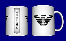 Кружка / чашка Армани (Armani)