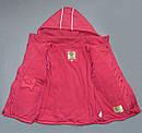 Зимняя куртка для девочки розовая (QuadriFoglio, Польша), фото 7