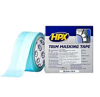 Авто малярная лента (скотч) HPX TRIM MASKING TAPE - для защиты профилей
