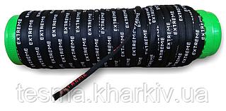 """Шнуры для одежды 7 мм с логотипом """"extreme"""""""