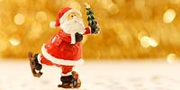 Вітаємо з прийдешніми святами! Наш графік роботи в святкові дні грудня та січня