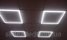 Светодиодный светильник SL-408L 48W 6500K ART-MAGIC SQUARE Код.57876, фото 3