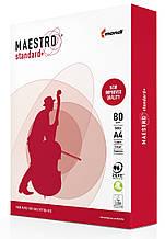 Бумага А4, 80 г/м2, 500 листов. Maestro Standart+
