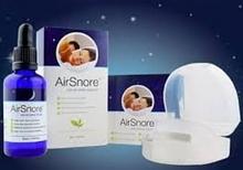 Airsnore (Аирснор) - капли от храпа и для здорового сна