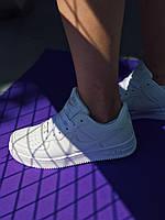 Скидка 35 % Кроссовки белые Nike Air Force, фото 1