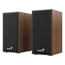 Акустичні колонки 2.0 Genius SP-HF180 USB Wood (31730029400)
