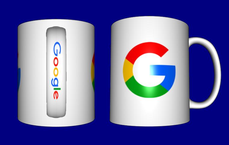 Кружка / чашка Гугл (Google)
