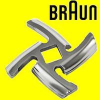 Нож к мясорубке BRAUN 67000899_твердость HRC_59