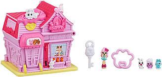 Игровой набор ShopkinsСекретный домиквеселаяПекарня Банни оригинал от Moose Funny Bunny Bakery