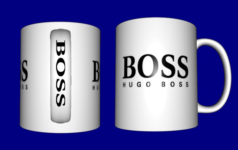 Кружка / чашка Хьюго Босс (Hugo Boss)