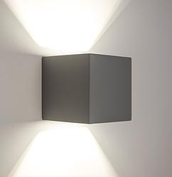 Настенный гипсовый светильник LUMINARIA, бра GYPSUM LINE Belfast S1810 GR (Серый) (Україна)