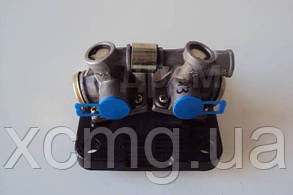 Клапан КПП / клапан включення дільника передач / 0750132008/0750132006