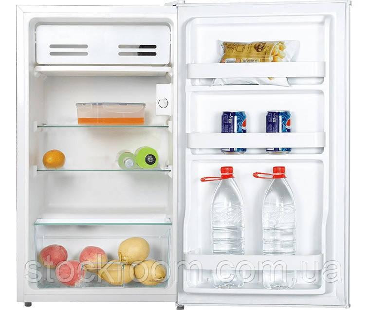 Холодильник з морозилкою однокамерний ECG ERT 10841 W