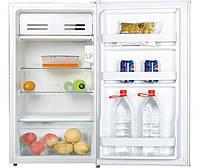Холодильник з морозилкою однокамерний ECG ERT 10841 W, фото 1