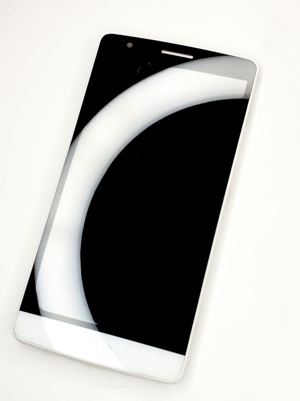 Дисплейний модуль білий  LG G3S D722, D723, D724, D725 оригінал б.у.