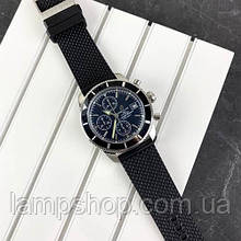 Breitling Black-Silver
