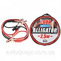 Пусковые кабеля 200А, 2,5м, сумка