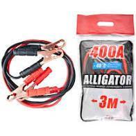 Пусковые кабеля 400А, 3м, PVC