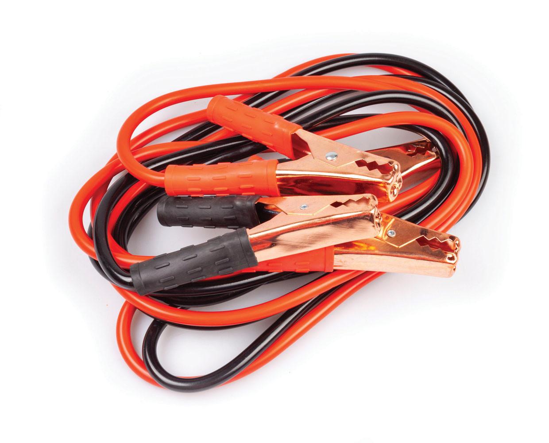 Пусковые кабеля 300А, 3м, PVC