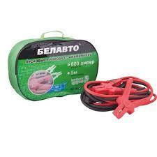 Пусковые кабеля 600А, 5м, сумка