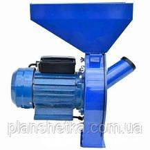 Зернодробилка электрическая DONNY - 3500 для переработки пшеницы, ячменя, кукурузы 240 кг/час, фото 3