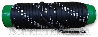 """Шнуры для одежды 7 мм с логотипом """"nice"""""""