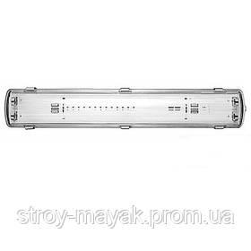 Светильник для LED ламп Т8 LEBRON L-1*1200мм, G13, ІР65