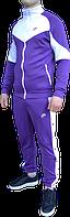 Спортивный костюм Nike Heritage (найк) синий с белым