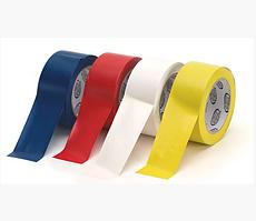 Самоклеющаяся лента (скотч) для маркировки пола Lane Marking Tape HPX