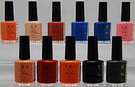 Гель-лак YRE SCL 10 ml, цветное покрытие №140-150, гель лак дома