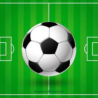 """""""Футбол"""" - Наліпка Батончик 11,5*7,5 див."""