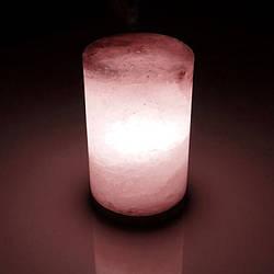 Соляна лампа SALTKEY CANDLE Red