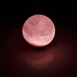 Соляна лампа SALTKEY Red BALL